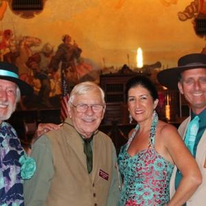 Santa Barbara Courthouse Legacy Foundation Celebrates Fiesta in Style